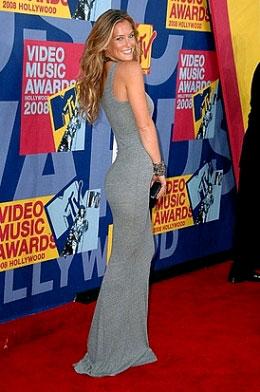 בר רפאלי בטקס ה-MTV