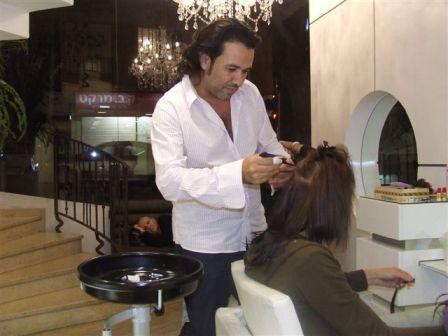 אינדי'ס פלייס עיצוב שיער