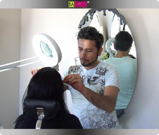 אמיליו - עיצוב גבות בתל אביב