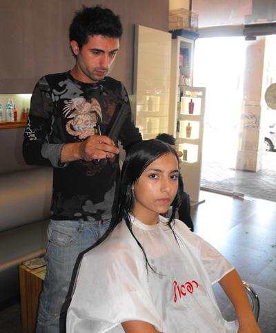 טיפול לשיקום השיער - רפאל אברמוב.