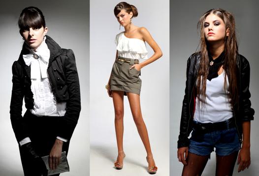 שיער וסטיילינג - פרויקט גמר של בוגרי האקדמיה לעיצוב אופנה בשיתוף תלמידי שוקי זיקרי דורי