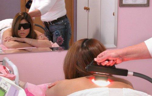 מפברואר 2011 שרי רז הסרת שיער באינפרא כבר לא בכרמיאל