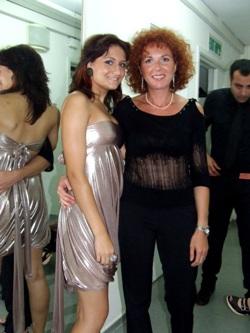סילביה מנהלת שוקי זיקרי הרצליה. צילום: בראש פורטל יופי ישראלי.