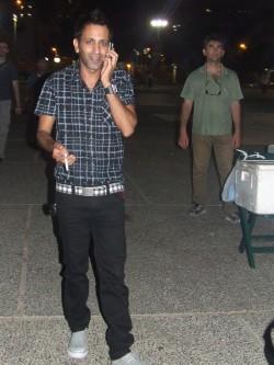 מעצב השיער אמיר עובדיה. צילום: בראש פורטל יופי ישראלי.