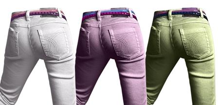 הג'ינס יוצא מהכחול - TNT