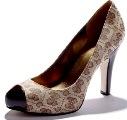 גס וואט - גס מציגה :טרנד הקאפטואו בנעליים, חורף 2008