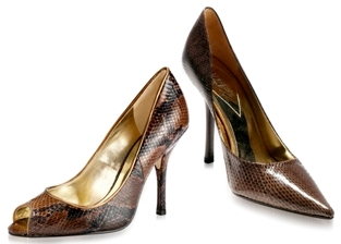 נחש נעליים