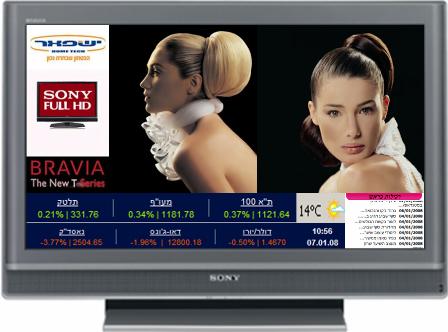 דיפרנט ישראל מחלקת מסכי LCD למספרות