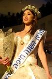ליז סבג - דוגמנית השנה של עלית מודלס