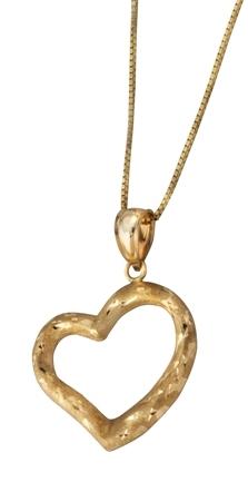 תליוני לבבות לוולנטיין - תכשיטי קורל