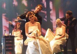 המבטיחים של לוריאל על הבמה