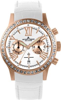 קולקציית שעוני הנשים החדשה La Passion  מבית מותג השעונים השוויצרי Jacques Lemans.