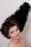 עיצובי שיער ותסרוקות אקסטרה אוונגרדיים - מיטש סולימנוב להייר קולג