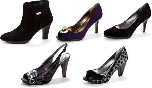 אן קליין - קולקציית נעליים לוולנטיינ'ס דיי. צילום: דן לב