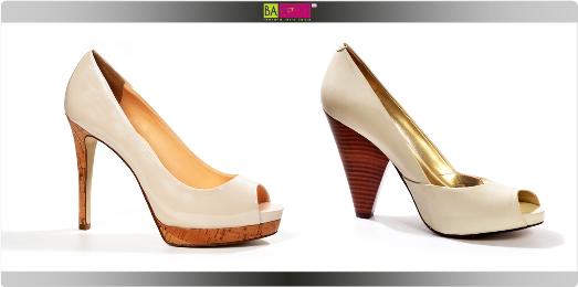 נעלי כלה GUESS  - מתחתנים 2009