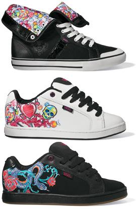 VANS - נעלי קעקוע