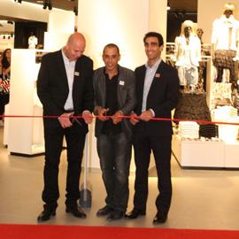 H&M חיפה - הפתיחה. צילום: יוני רייף.