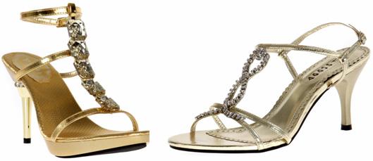 סנדלי קיץ מתוכשטות - נעלי סקופ.