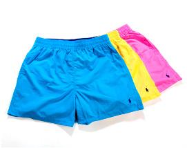 בגדי ים לגברים - פולו ראלף לורן קיץ 2009