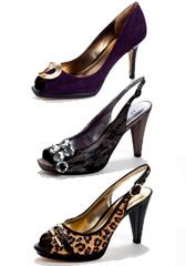 קולקציית נעלי ערב - ANNE KLEIN