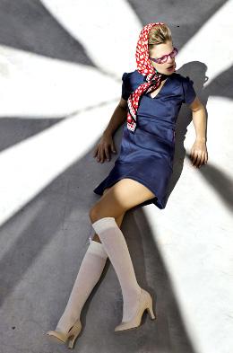 אוסי גלבוע - City Chic קולקציית סתיו חורף 2009/10