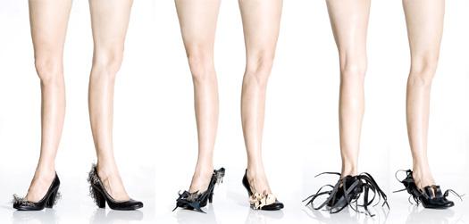 פרויקט נעלי המכשפה משומייקר
