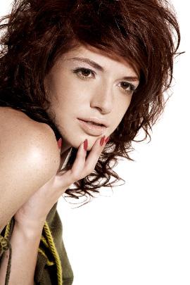 צבעים חומים בשיער - אופנת שיער סתיו חורף 2009/10