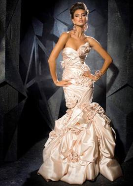 דני מזרחי - קולקציית שמלות כלה וערב 2010