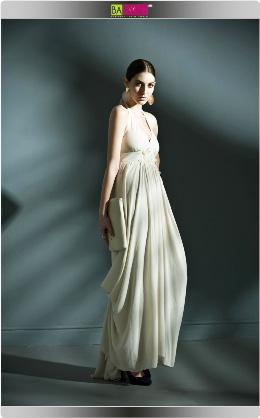 שמלות כלה קיץ 2009 עד הבית - דפנה לוינסון