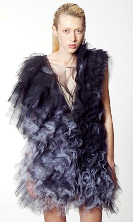 שנקר עיצוב אופנה - מכירה מיוחדת. עיצוב: מיטל שאול.