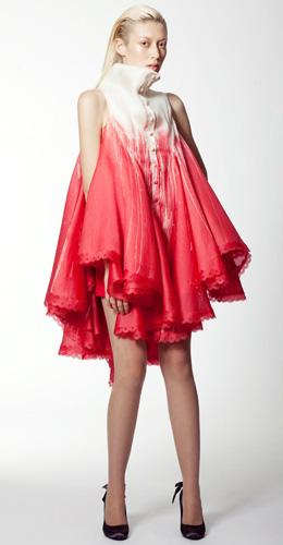 שנקר עיצוב אופנה - מכירה מיוחדת. עיצוב: נועה לוצקי.