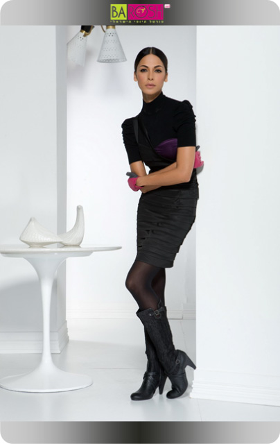 גלי - מגפי נשים חורף 2008/9
