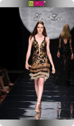 גלית לוי - שמלות ערב סתיו חורף 2009 - קולקציית פלטינום.
