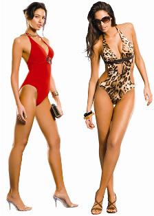 בגדי ים - טרנדים אופנתיים לעונת קיץ 2008