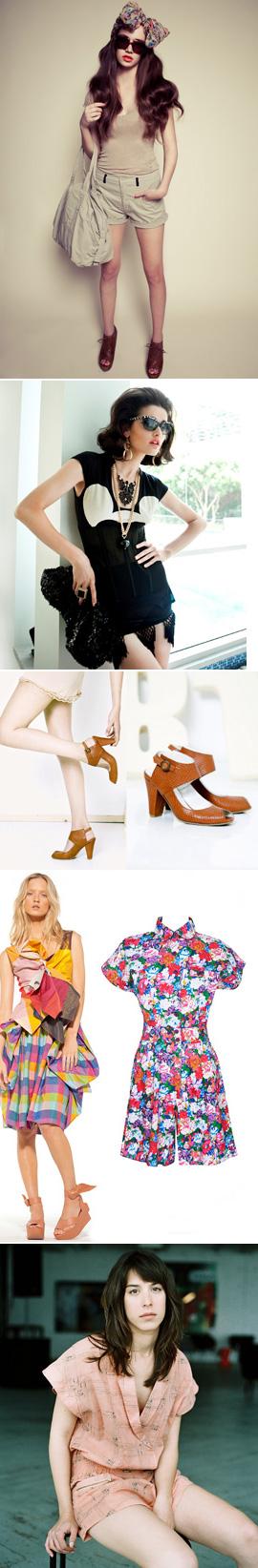 סוגרים את הקיץ - מבצעי אופנה יולי 2010