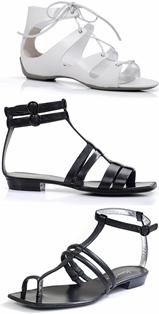 נעלי גלדיאטור - קנת קול