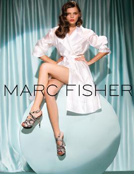 מארק פישר - מותג נעלי יוקרה