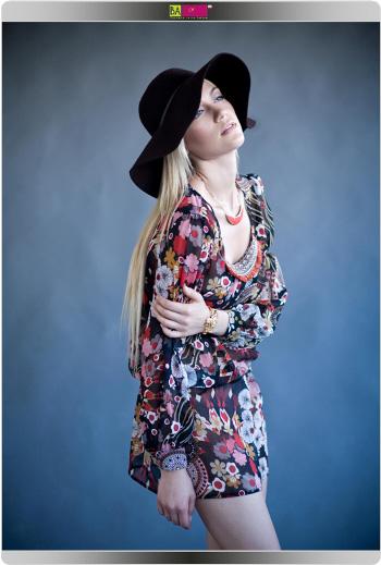 ג'ני צ'רוואני תוביל את קמפיין אביב קיץ של דפנה לוינסון