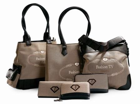 FASHION TV - התיקים