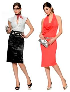 אופנה וסטיילינג - טרנדים אופנתיים לאביב קיץ 2008