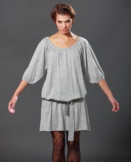 שמלות חורף 2010 - SACK'S. צילום: לירון אראל.