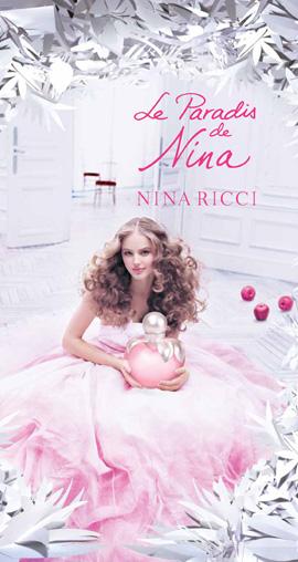 Le Paradis de Nina - בושם חדש לאישה מבית NINA RICCI