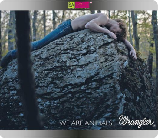 WEANGLER - רנגלר ג'ינס חורף 2009