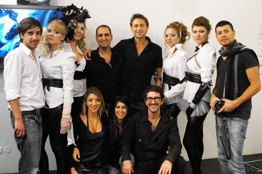 אמיר אליהו - קולקציית 2010 ל-וולה פרופסיונל
