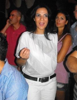 חגגה יום הולדת והשקת אתר - לימור לוי, מנהלת מגאזין הדליין. צילום: בראש - פורטל יופי ישראלי.