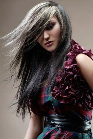 עיצוב שיער - קיץ 2008. שלומי דולב, גולן יהודה למספרת אישה יפה.