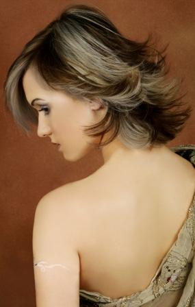 איפור ושיער לקראת החגים - רונן פלג
