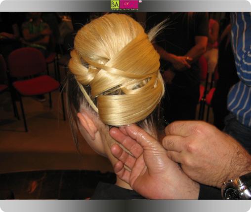 תסרוקות עם תוספות שיער - צעד אחר צעד, יורם סלוק