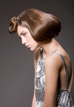 גלית איטליה תוספות שיער.