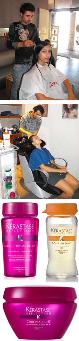 הסוד לטיפוח השיער - מוצרי שיער איכותיים. רפאל אברמוב.